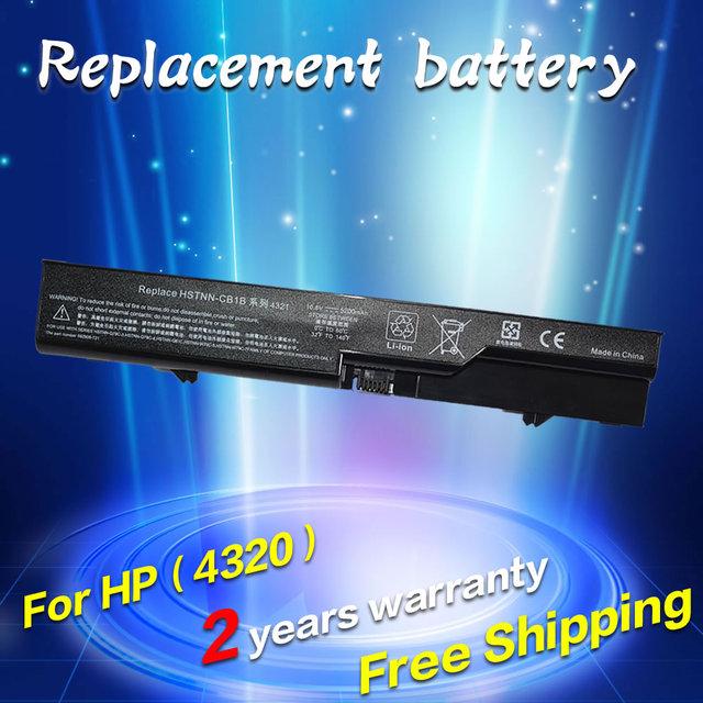 Batería para hp compaq 625 620 jigu 621 326 420 421 425 320 321 325 HSTNN-CBOX HSTNN-DB1A HSTNN-DB1B HSTNN-I85C BQ350AA PH06 PH09
