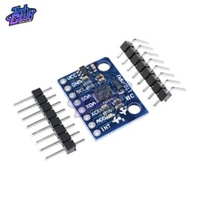 GY521 GY 521 GY-521 MPU-6050 Module MPU6050 Module 3 Axis Analog Gyro Sensor 3 Axis Accelerometer Module for Arduino DIY KIT(China)