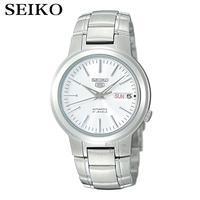 SEIKO Watch Shield No 5 Watch Fashionable Leisure Business Steel Band Waterproof Automatic Machine Male Watch