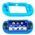 Novo caso de silício ultra fino para sony playstation ps vita psv caixa de proteção do corpo