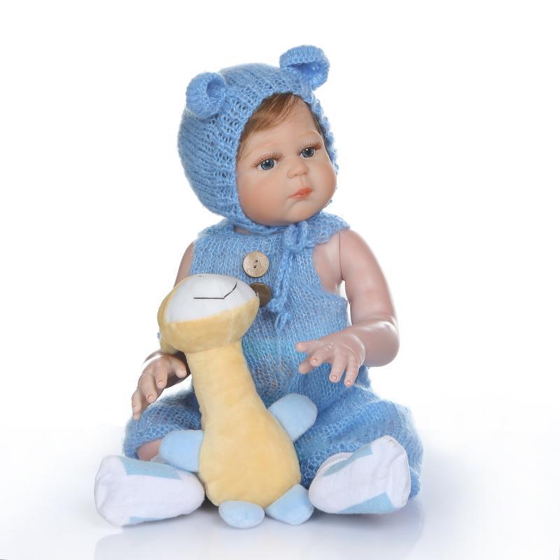 20 50 centimetri reborn baby doll giocattoli del ragazzo appena nato bambole in vinile bebes reborn corpo de silicone inteiro realista boneca bambino regali20 50 centimetri reborn baby doll giocattoli del ragazzo appena nato bambole in vinile bebes reborn corpo de silicone inteiro realista boneca bambino regali