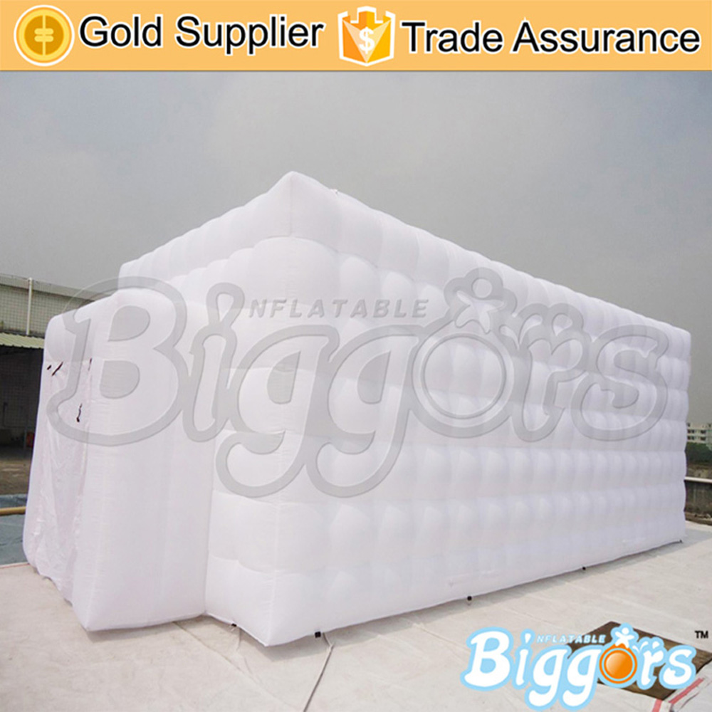 White Commercial Inflatable Play House Tent For Home Event Use inflatable tent with blower for children funny outdoors park indoor pvc white play house bubble tent commercial with toilet