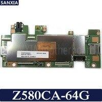 KEFU Z580CA Tablet PC motherboard for ASUS Z580CA Test original mainboard 64G