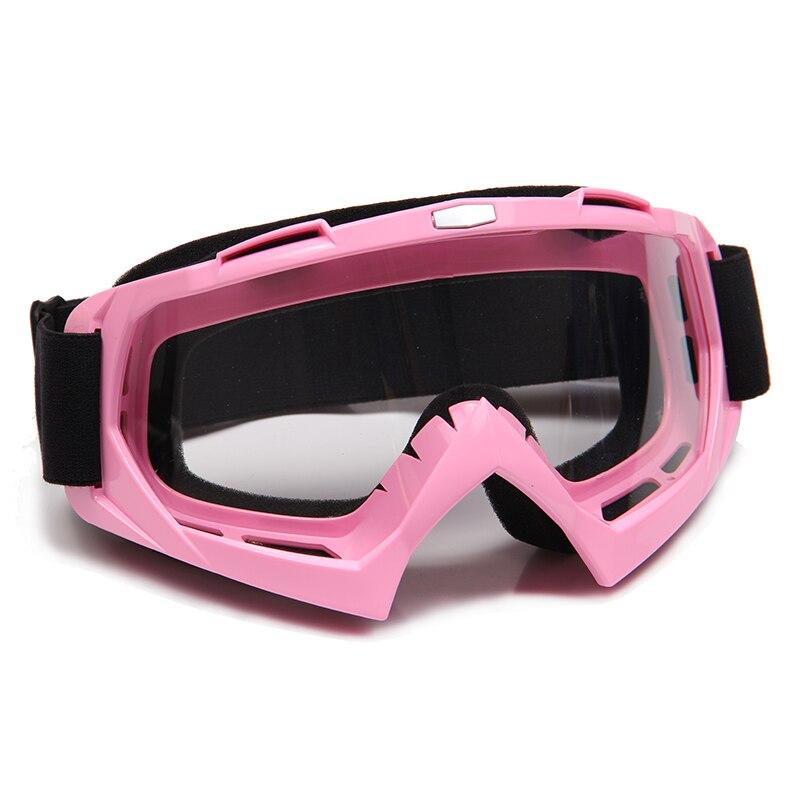 Новая мотоциклетная обувь для верховой езды Очки Лыжный Сноуборд ветрозащитный пыле очки Мотокросс внедорожных горные Байк очки