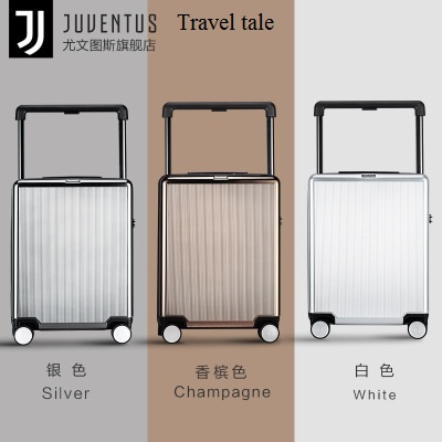 Travel tale high quality 20 24 size Luxury high quality fashion PC Rolling Luggage Spinner brand