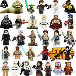 Mailackers Star Wars Building Blocks Legoing Figures Toy 6e949b213aca
