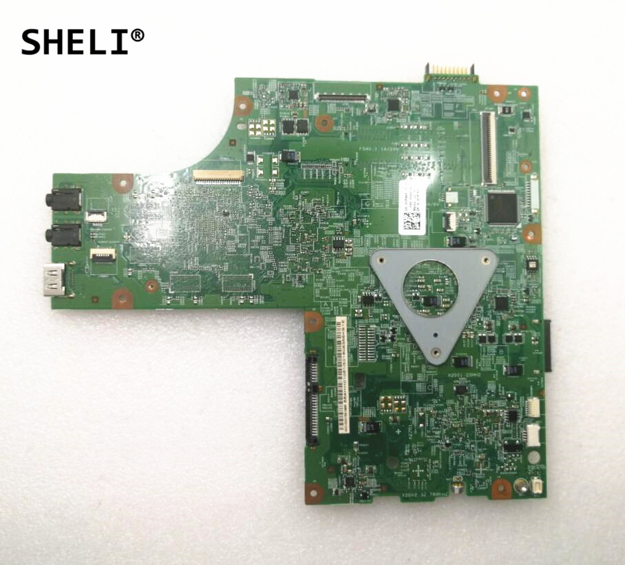 SHELI For DELL M5010 Motherboard Integrated YP9NP 0YP9NP CN-0YP9NP