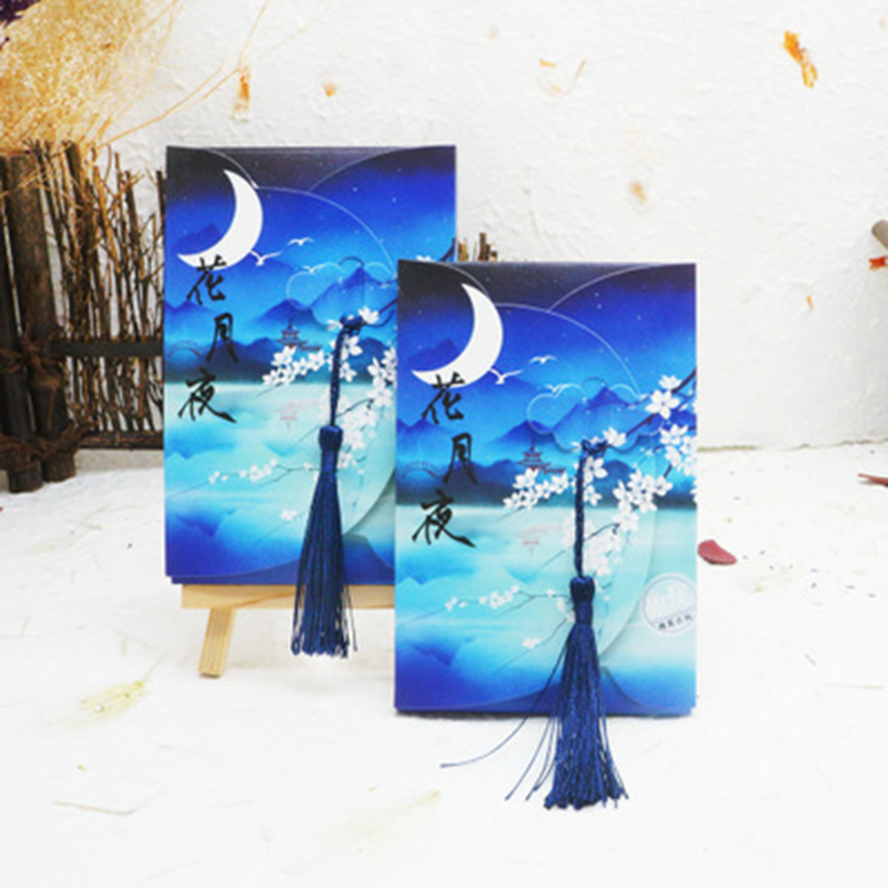 18sheets/LOT Wish Card/business Cards/Christmas And New Year Gifts /postcard Set /Chinese Style Luminous Postcards
