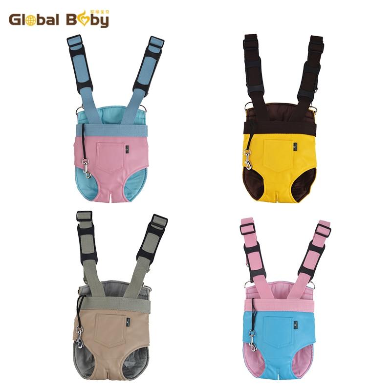Alta calidad marca canguro madre estilos suave cuero perro mochila mascotas portadores bolsa