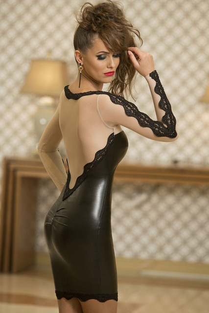 Not right hot women nude in leather are