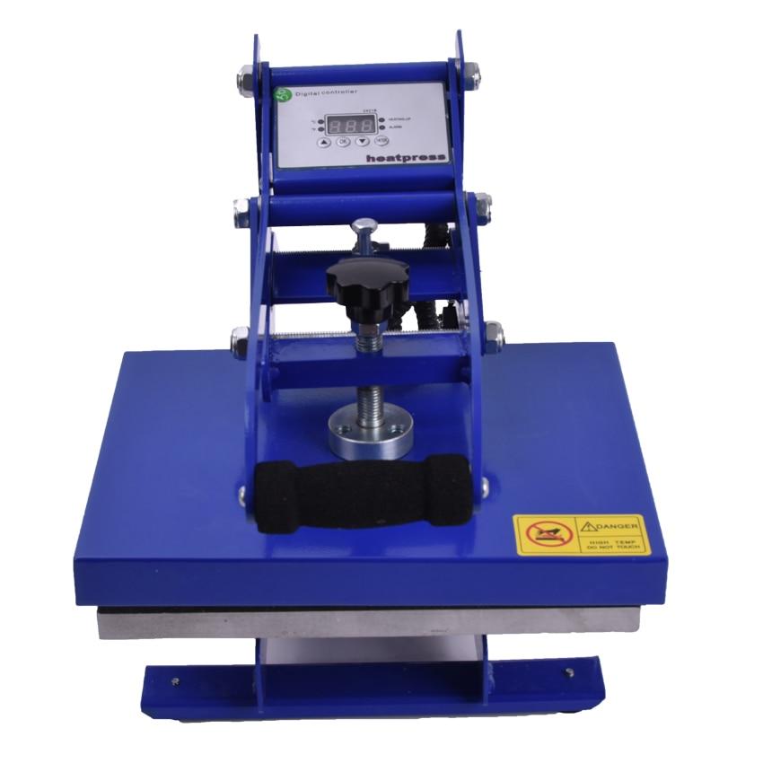 1 pcs 38*38CM small heat press machine (HP230A ) 1pc 23x30cm heat transfer machine laser cutting t shirt hot press small heat press machine hp230a