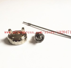 Image 2 - W 101 hand manual spray gun nozzle, 1.0/1.3/1.5/1.8mm Japan made, nozzle kit  101 nozzle kit FREE SHIPPING
