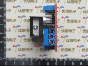 Image 2 - מודול לוח נהג רכב L298N