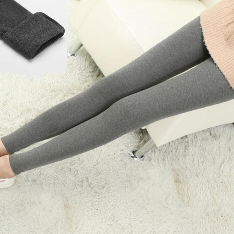 6f00d21ae6fb6 Women's cotton leggings casual solid color slim low waist leggings 2018  Spring autumn Keep warm trend Female leggings | Shop The Latest Trends