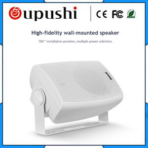 Oupushi CL305 Commercial Speaker On Wall Speaker 30 W PA System Wall Mountable