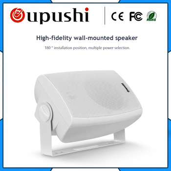 Oupushi CL305 30W PA System Wall Mountable Commercial Speaker On Wall Speaker