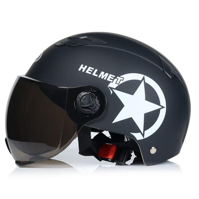 Motorcycle Multiple Helmet