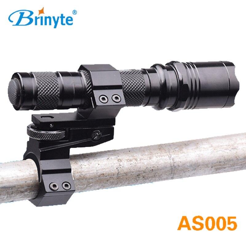 Free Shipping 26-30mm Adjustable Ring Adapter Gun Rifle Shotgun Scope Mount Laser Flashlight Barrel Clamp