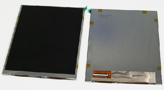 LCD DISPLAY SCREEN GLASS FOR TurboPad 704 TABLET Replacement Free Shipping