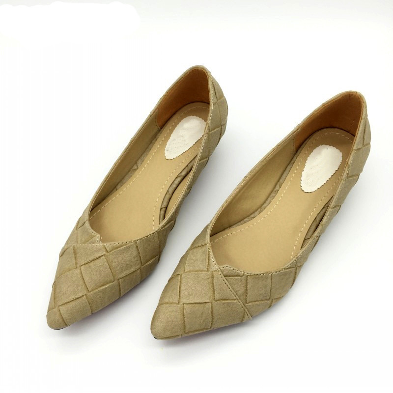 Vintage-Style-Women-s-Pointed-Toe-Pumps-Spring-Autumn-PU-Shallow-Slip-On-Women-Low-Heel (4)