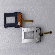 Затвор в сборе со лезвие, запчасти для ремонта штор для sony NEX-5 NEX-5N NEX-5R NEX-5T NEX5 NEX5N NEX5R NEX5T камера