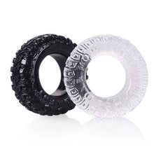 Plesure Rings | Soft Silicone | 2Pcs