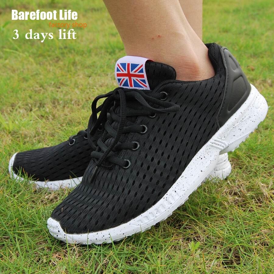 1e9e054a8ff8 Черный цвет летние спортивные кроссовки человек, дышащая Спортивная уличная  прогулочная обувь, удобные туфли, Zapatos, schuhes, кроссовки