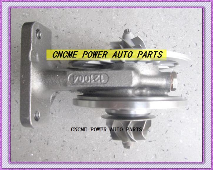 TURBO Cartridge CHRA Core GT2052V 720931 720931-0004 720931-0003 070145701H Turbocharger For VW T5 Transporter 2002-04 AXE 2.5L