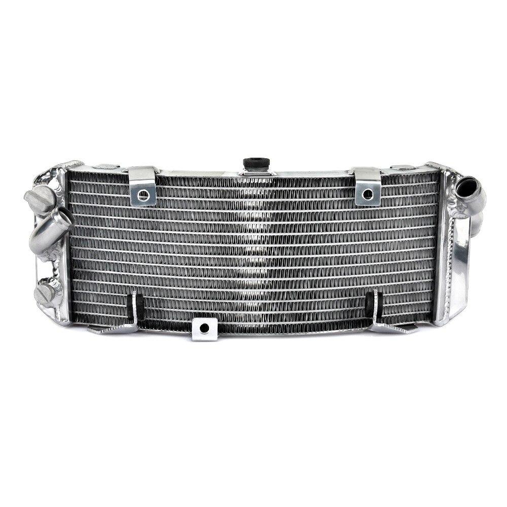 BIKINGBOY Aluminium Core Radiator Engine Cooling Water Cooler for YAMAHA XP 500 T Max 97 11 10 09 08 07 06 05 04 03 02 01 00 99