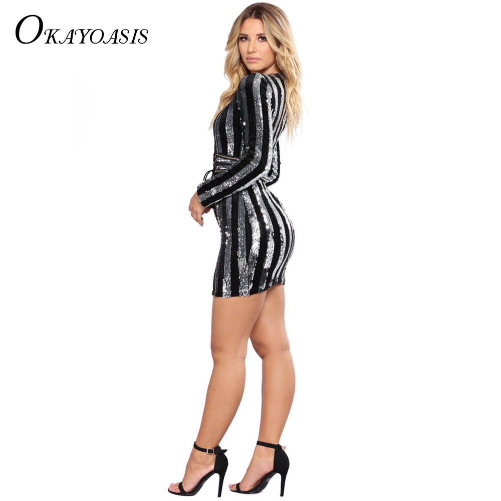 ... Long Sleeve Women Clothing Fashion Glitter Elbise Vestido de festa  Kleider Damen. 3. 20665 20665-1 20665-2 20665-3 20666 20666-1 20666-2  20666-3 bda6ee9f84ad