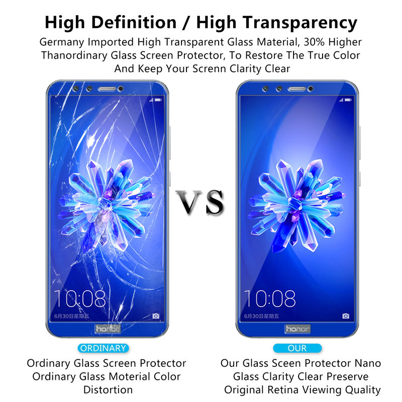 honor 9 lite Protective Glass for huawei honor 9 9lite screen protector honer9 lite hauwei Honor9lite