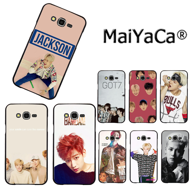 Computer & Office Mouse Pads Maiyaca Non Slip Pc Got7 Jackson Jinyoung Computer Gaming Mouse Mats Size 25x29cm 18x22cm Rubber Mousemats Special Buy