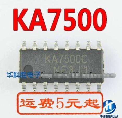 10PCS  KA7500C KA7500=AZ7500  SOP-16