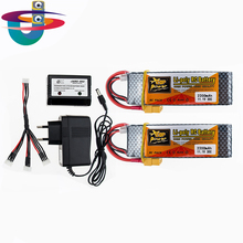 2017 ZOP Power 11.1V 2200MAH 3S 30C Lipo Battery XT60 Plug Connector Rechargeable for RC Drones FPV Quadcopter Toys DIY Charging