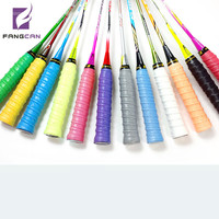 FANGCAN Ordinary Keel Grip Sticky Film Grip For Tennis Rackets Ordinary Keel Overgrips 6 Colors Available