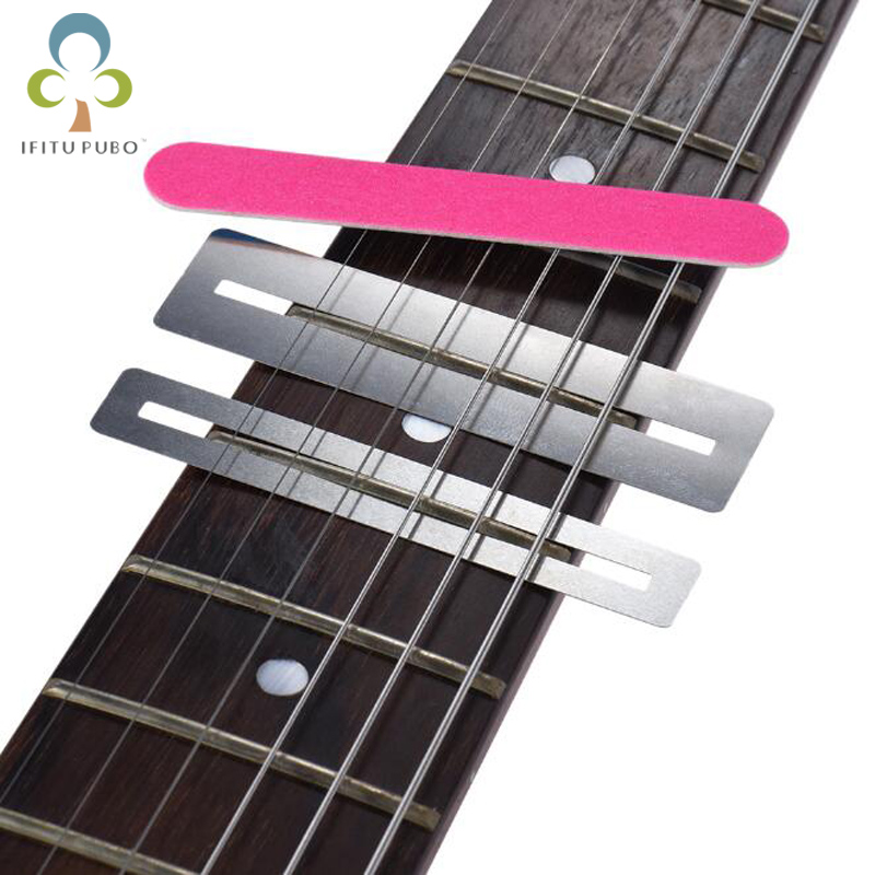 Stringed Instruments Guitar Parts & Accessories Clever 12pcs 6mm Guitar Fingerboard Sound Point Diy Guitar Decoration Thin Slice random Color