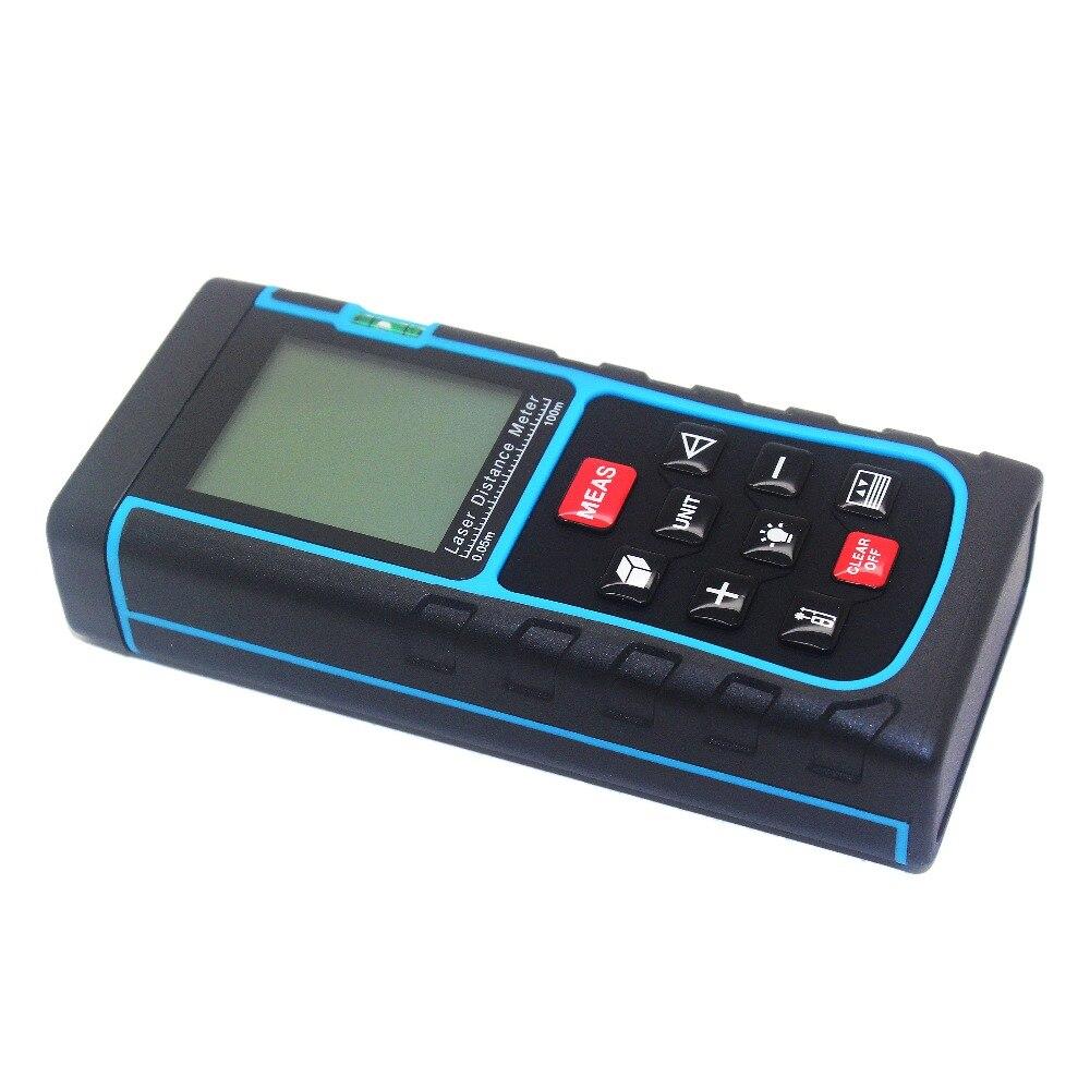 100 M Meter Jarak Elektronik Alat Ukur Sw E100 Handheld Digital Laser Distance Pengukur Di Rangefinder Dari Aliexpresscom Alibaba Group