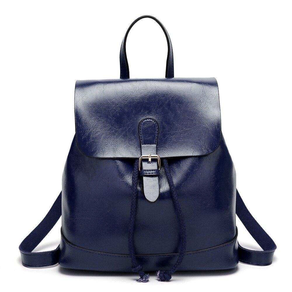 2018 брендовые сумки рюкзаки из натуральной кожи женские рюкзаки коровьей студентов рюкзак мужчин Женская мода диких двойной сумки на плечо