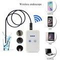 Jingleszcn hd wi-fi 9mm dia 1/1. 5/2/3.5/5/10/15/20 m comprimento endoscópio inspeção câmera impermeável endoscópio ios iphone android pc