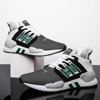 VSIOVRY 2019 New Spring Autumn Shoes Men Sneakers Knit Upper Breathable Men's Casual Shoes Plus Size 45 46 Fashion Sneakers Men