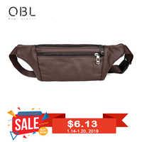 QiBoLu Vaca Couro Genuíno Dos Homens Pacote de Cintura Bloco de Fanny Bum Bag Man Bolsa de Viagem Dinheiro Cartão de Bolso Cintura Pochete Homme borsa MBA20