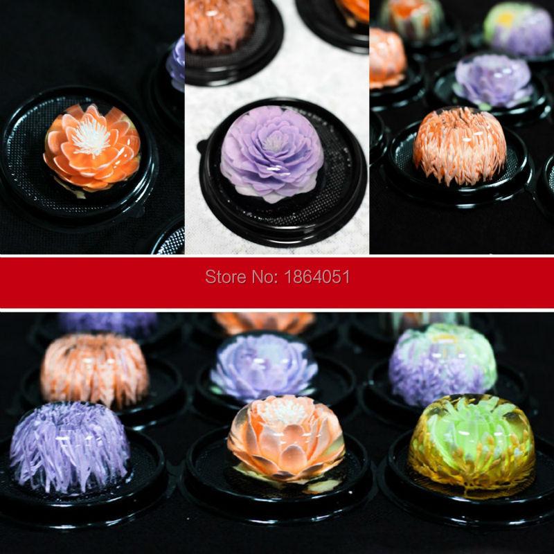 3D jelly çiçək sənətkarlıq alətləri 3D jelatin sənətkarlıq - Mətbəx, yemək otağı və barı - Fotoqrafiya 5