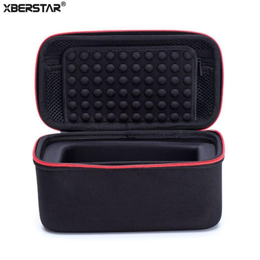 Antiurto Duro EVA Custodia per Bose Soundlink Revolve/Revolve + Bagagli Custodia Protettiva Casi Box per Plug & Cavo & Bluetooth Speaker