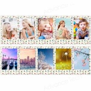 Image 2 - Genuine Fuji Fujifilm Instax Mini Film Alice Carta Fotografica 10pcs Per 9 8 7s 50s 50i 90 25 dw Condividere SP 1 SP 2 Macchina Fotografica Istantanea