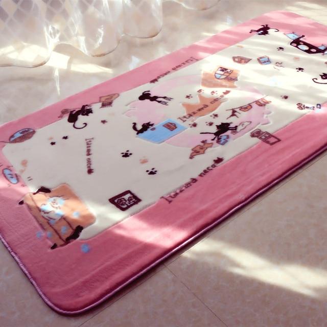 Unique Cartoon Animal Carpet Designer Pink Fairy S Rug For Living Room Delicate Erfly Kids