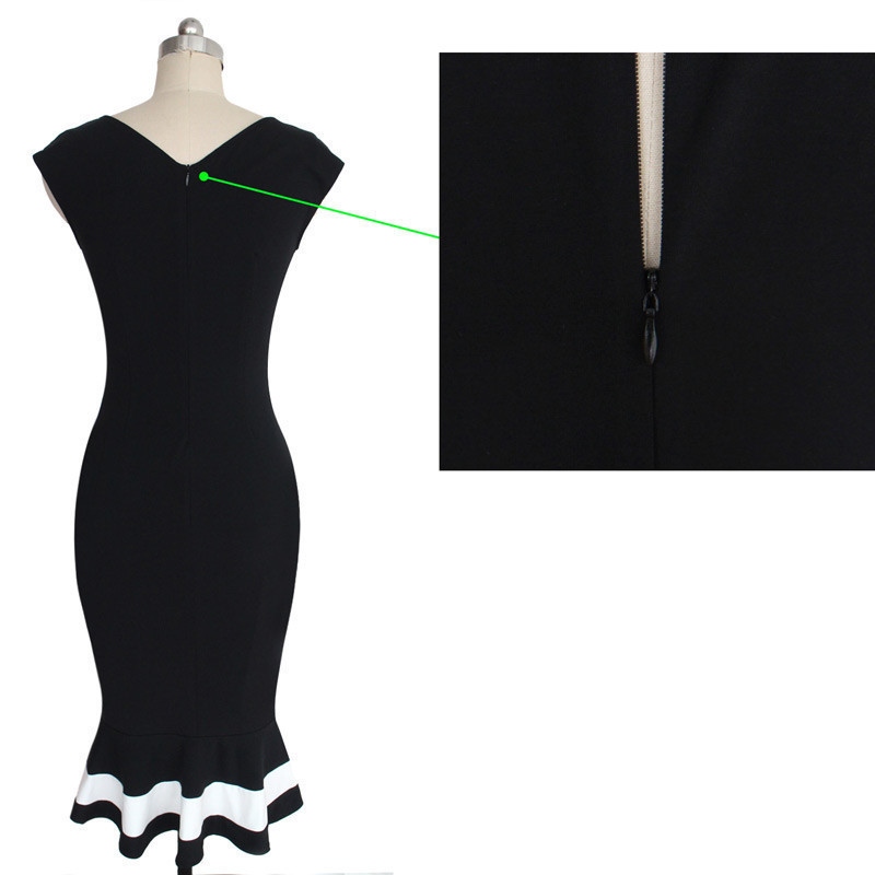 Mermaid Office Dress