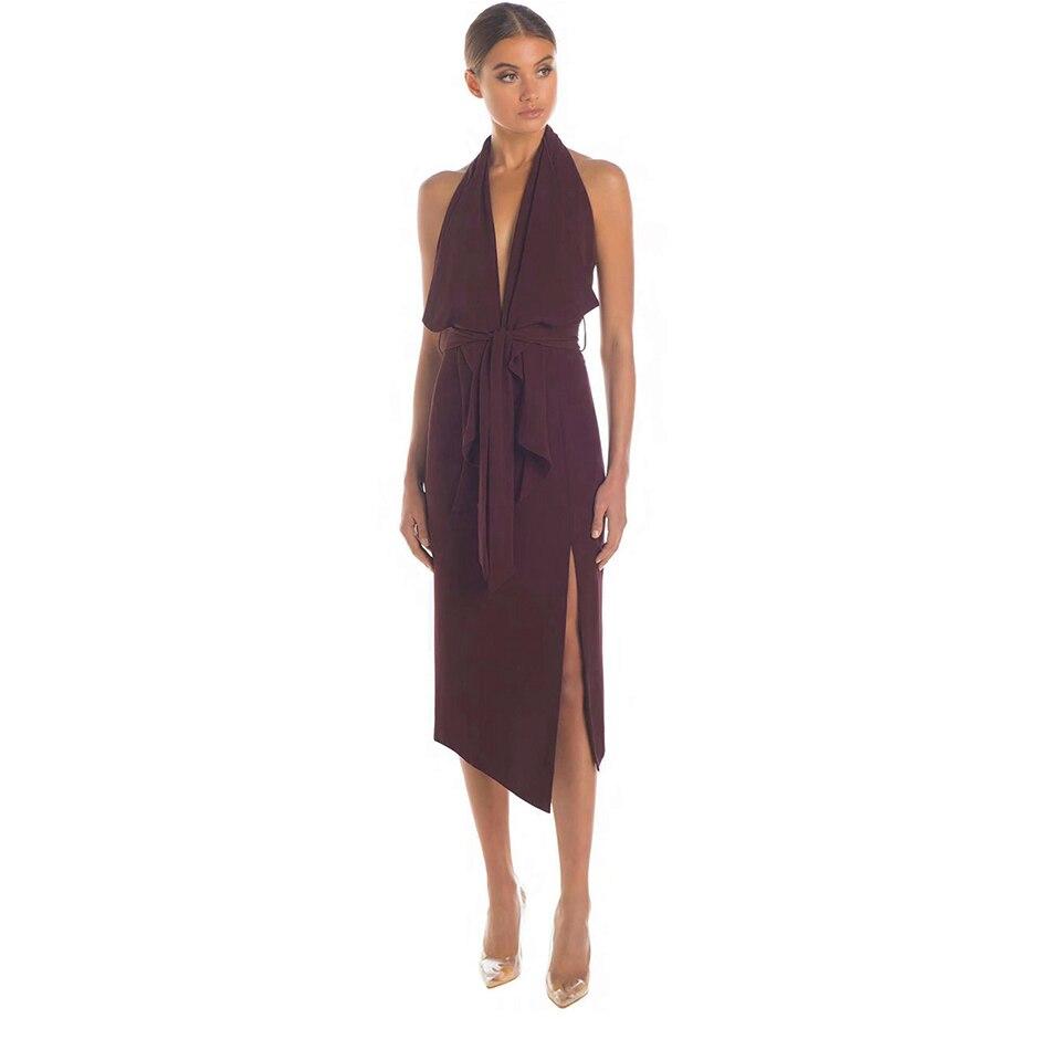 7949c04ac Adyce 2019 جديد الصيف ضمادة اللباس المرأة مثير bodycon اللباس فساتين ...