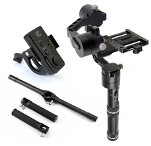 Zhiyun Crane Stabilizer Gimbal for 1 8KG DSLR Canon Cameras With Case New Remote Control Extended