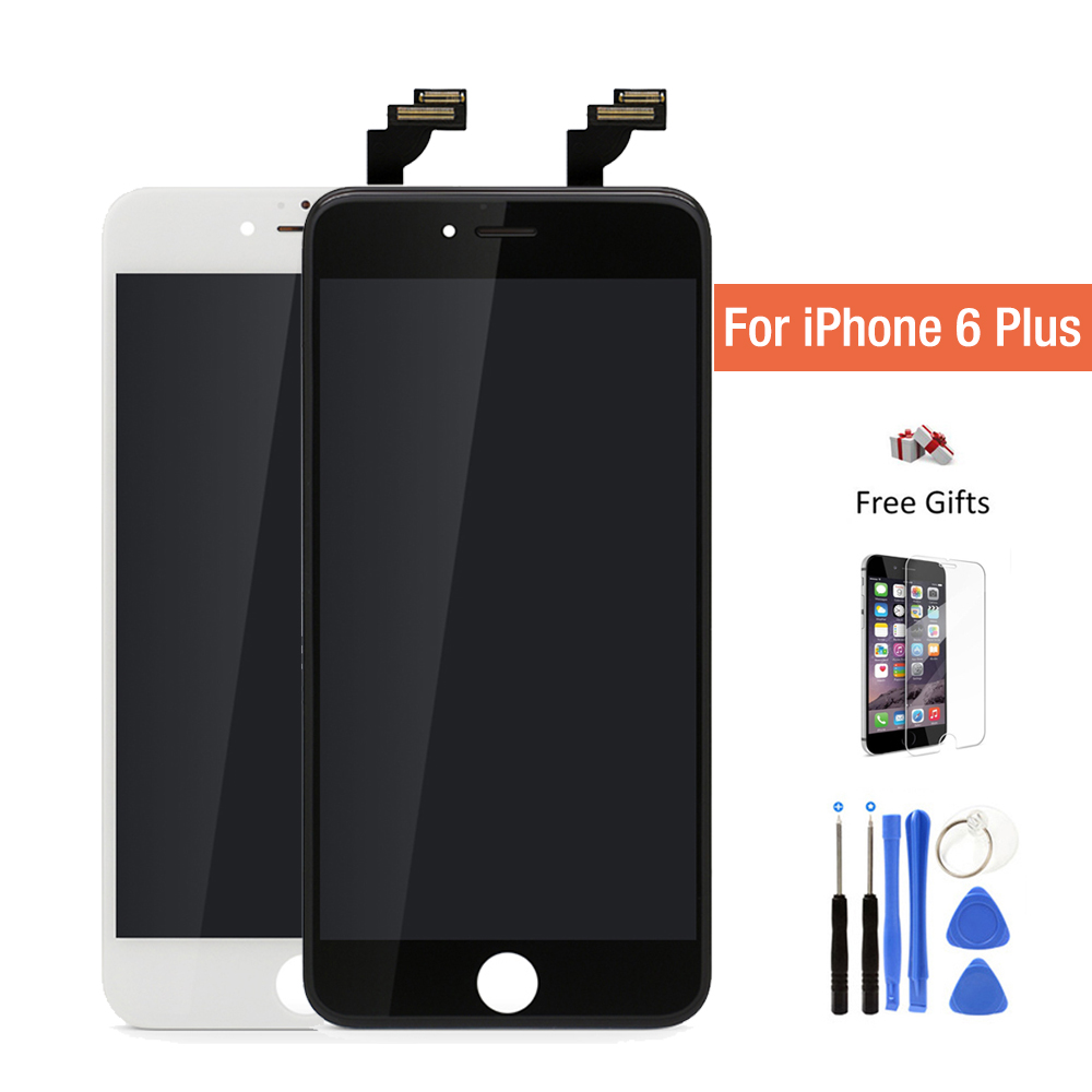 iphone 6 plus screen replacement cost grade aaa no dead pixel for apple iphone 6 plus lcd 5 5 19335