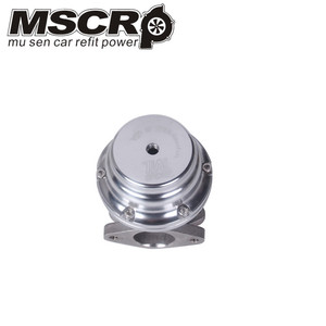 Image 2 - TIPO UNIVERSAL 2 38 MM 14PSI EXTERNO WASTEGATE GT TURBO ESCAPE de BYPASS